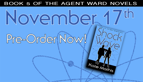 Book 5 of Agent Melanie Ward Novels Available Nov. 17th!
